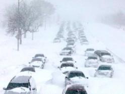 МЧС и ГАИ дают рекомендации, как вести себя в непогоду зимой