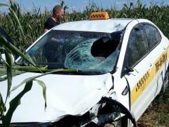 Таксист, сбивший велосипедистку в Несвижском районе, предстанет перед судом