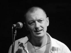 Умер солист белорусской группы «Нейро Дюбель» Александр Куллинкович