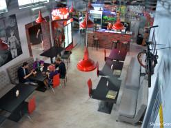 Кафе «Нон-Стоп» официально открылось в обновлённом виде
