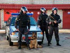Порядок приёма и прохождения службы в подразделениях Департамента охраны МВД Республики Беларусь