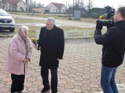 Канал ОНТ покажет документальный фильм «Они освобождали Беларусь», съёмки которого проходили и в Слуцком районе