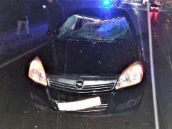 1 января в Слуцке легковушка сбила двух мужчин у кафе «Слуцкий Пачастунак» - они скончались в больнице (обновлено)