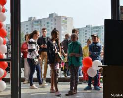 В Слуцке открылся ТЦ «Европарк». Фото