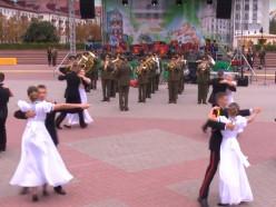 Слуцкий военный оркестр занял второе место в республиканском конкурсе