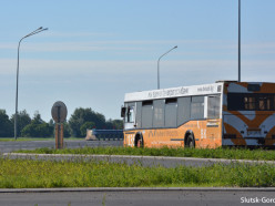 Меняется расписание: городские автобусы не будут доезжать до Слуцких электросетей