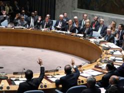 Украина стала членом Совета Безопасности ООН