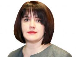 Избрана председатель Слуцкого районного Совета депутатов