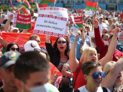 Что говорил Лукашенко на митинге «Не дадим развалить страну»
