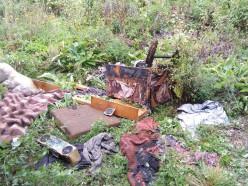 21 августа в деревне Ветка Слуцкого района горел дом