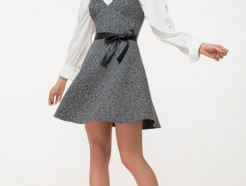 Выбираем модное платье на осень 2020