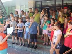«Шифр 112» в детском санатории «Случь»