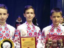 Слуцкий ансамбль «Папараць-кветка» получил Гран-при международного конкурса