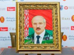 Организаторы Европейских игр объявили тендер на закупку трех портретов Лукашенко за 1500 рублей