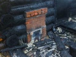 В деревне Серяги горел жилой дом - не правильная эксплуатация печи