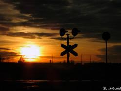 С 24 по 26 февраля под особым контролем ГАИ железнодорожные переезды