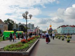 Во время праздника «Слуцкие пояса» ограничат движение транспорта в центре города