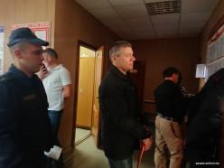 Слуцкого военкома приговорили к 3 годам тюрьмы и лишили звания