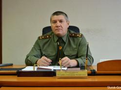 Военком Слуцкого и Стародорожского военного комиссариата задержан по подозрению во взяточничестве