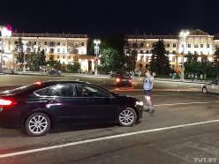 Более шести часов продолжалась в Минске акция солидарности