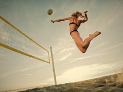 В пятницу и субботу в Слуцке пройдут соревнования по пляжному волейболу