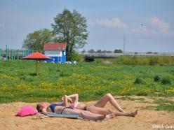 Где разрешено купаться в Слуцком районе