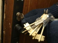 Злоумышленник подобрал ключ от квартиры и обокрал хозяев на 117 млн. рублей