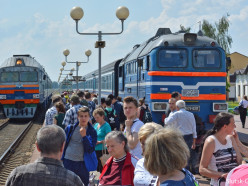 11 и 18 апреля отменяются некоторые поезда через станцию «Слуцк»