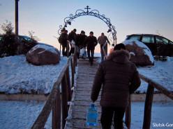 Где в Слуцке и районе пройдут богослужения и освящение воды на Крещение