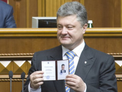 Петр Порошенко стал президентом Украины