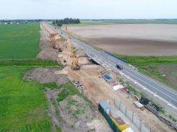 Реконструкцию автодороги Р23 Минск-Микашевичи планируют завершить в ноябре 2021 года