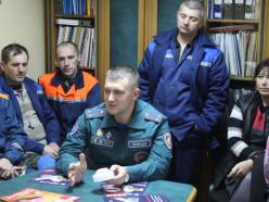 Руководство Слуцкого районного отдела по чрезвычайным ситуациям активно подключилось к проведению акции «Не прожигай свою жизнь!»