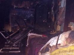 В субботу в Слуцком районе произошло два пожара, один человек погиб