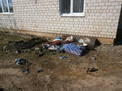 На пожаре в деревне Селище Слуцкого района работниками МЧС спасена хозяйка квартиры