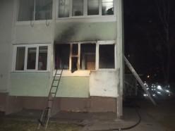 Пожар в 9-этажке на Ленина: один человек погиб, двое спаслись