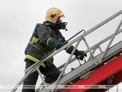 В больнице Бреста горела кислородная станция, человек погиб