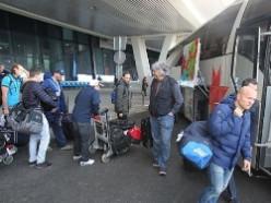 Тринадцать команд-участниц ЧМ по хоккею сегодня прибудут в Минск