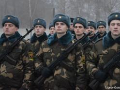 За избиение сослуживца в воинской части в Слуцке «срочник» получил 3 года «химии»