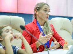 Пятиборка из Слуцка Анастасия Прокопенко спустя 10 лет после Олимпиады получила свою бронзу. Интервью