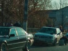 ДТП с участием свадебного кортежа: жених потерял самоконтроль и попрыгал по машине сотрудника милиции (добавлено видео)
