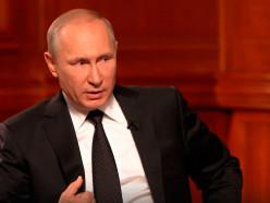 В предвыборном фильме Путин заявил, что США способствовали госперевороту в Украине
