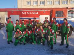 В феврале слуцкие кадеты отправятся в Россию на международный слет юных патриотов