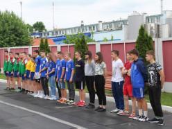 21 мая прошло первенство Слуцкого района по пожарно-спасательному спорту