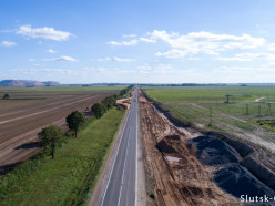 В четверг на три часа перекроют автодорогу Р23 между Слуцком и Солигорском
