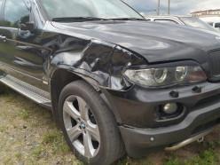 Между Слуцком и Солигорском водитель BMW насмерть сбил пешехода и скрылся