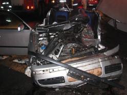 ДТП с двумя погибшими между Солигорском и Слуцком: водитель грузовика превысил скорость и проехал на красный