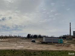 Фотофакт: на «Сахарном» начинается строительство новой «Радуги»