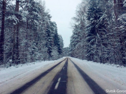 Руководство области возмутилось не почищенными дорогам и нарушением сроков ремонта музея в Слуцком районе