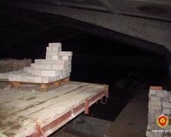 В Узденском районе на стройке погиб работник слуцкой организации