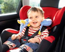 До 26 февраля ГАИ проведёт акцию «Ребенок - главный пассажир!»